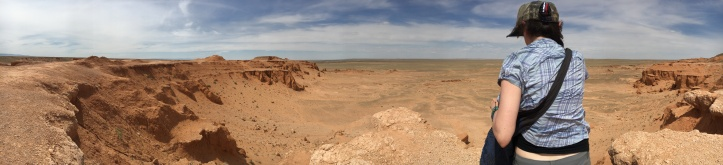 Flaming Cliffs