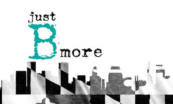 just B more logo