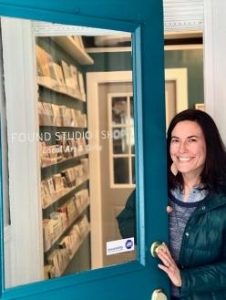 Kacey Stafford Found Studio / Shop PC: Found Studio / Shop