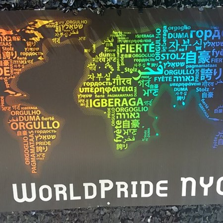 World Pride Poster