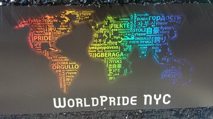 World Pride Poster